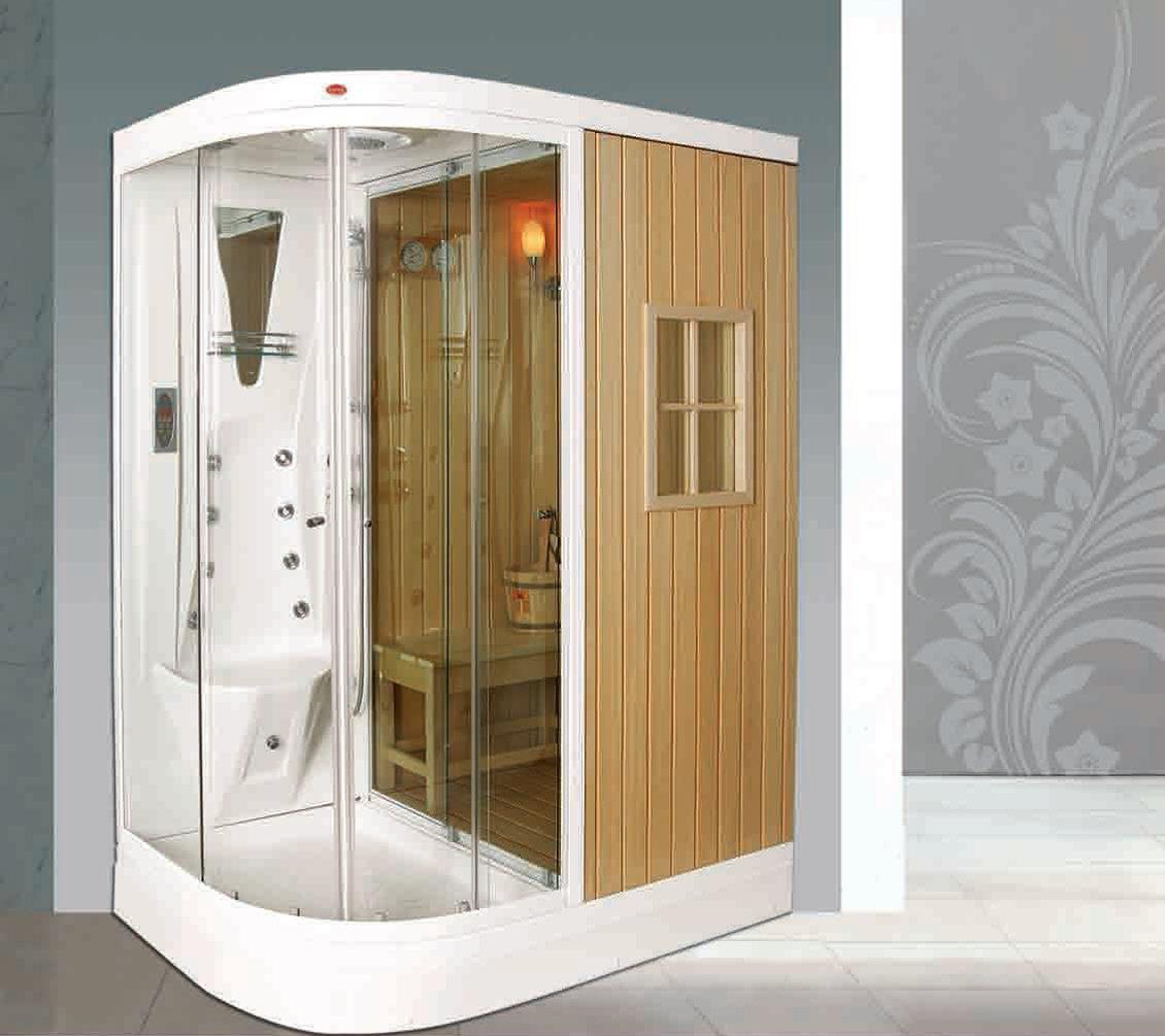 Banyonuzda Sauna Keyfi