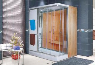120 x 200 Sauna Compact