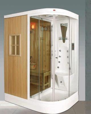 160 x 120 Compact Sauna Sol